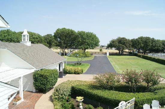 Side View From Balcony Picture Of Southfork Ranch