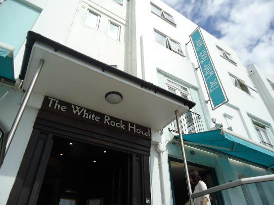 20160213 122859 picture of the white rock for The terrace cafe bar