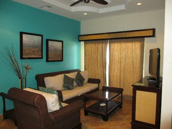 Grand Caribe Belize Resort and Condominiums: Our condo
