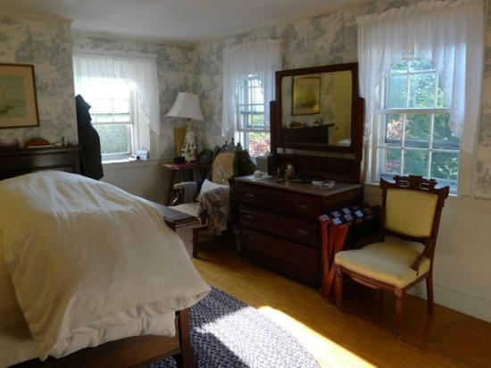 The Blue Hill Inn: Bedroom