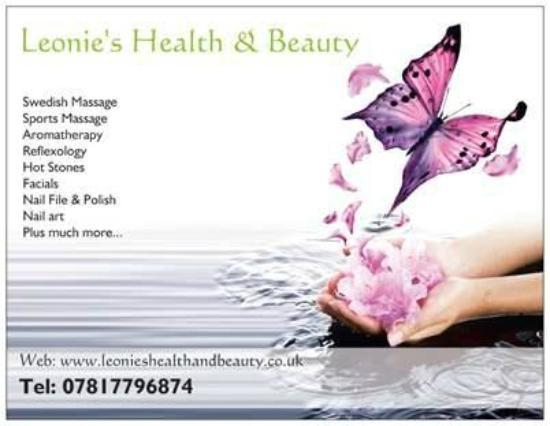 Kidderminster, UK: Leonie's Health & Beauty