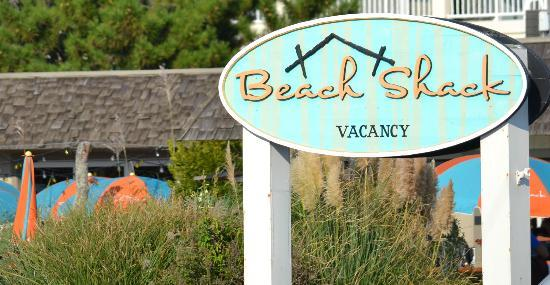 Beach Shack: welcome