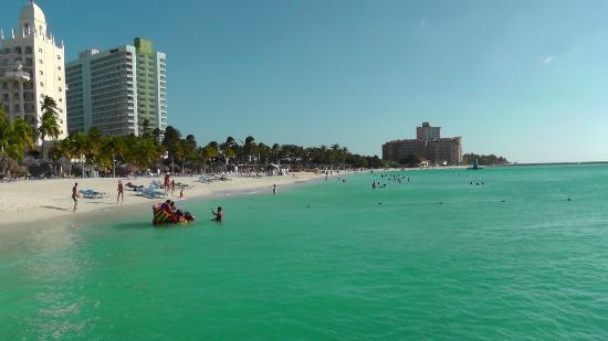 The Westin Resort & Casino, Aruba: The Beach!