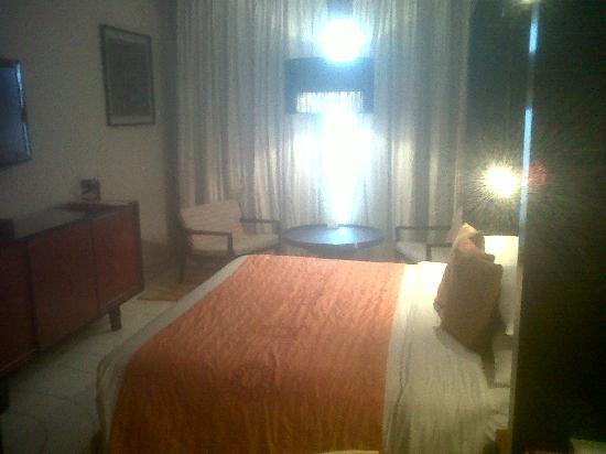 The Park Kolkata: the room
