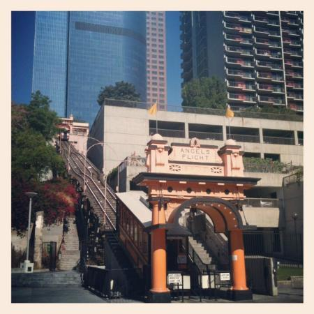 Kawada Hotel: Angels Flight Railway