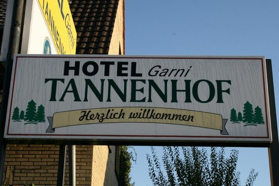 Photo of Hotel Tannenhof Mönchengladbach
