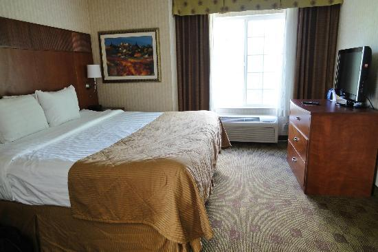 Clarion Hotel Portland Airport: Chambre