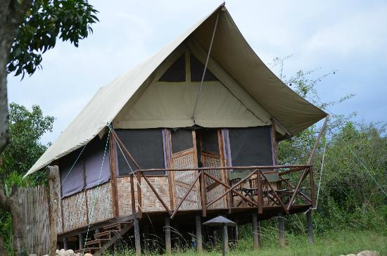 Queen Elizabeth Bush Lodge