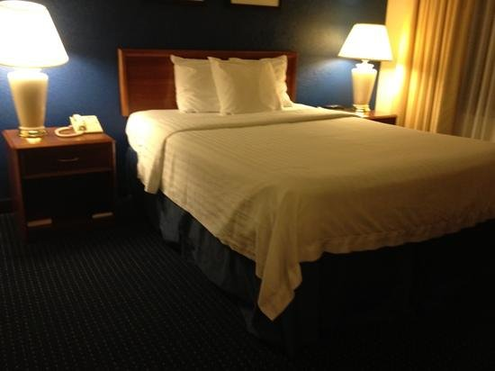 Country Inn &amp; Suites by Carlson _ Albertville: bedroom
