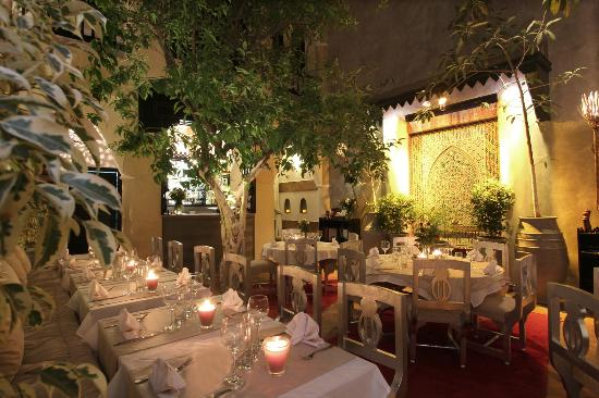 301 moved permanently for Restaurant le jardin marrakech medina