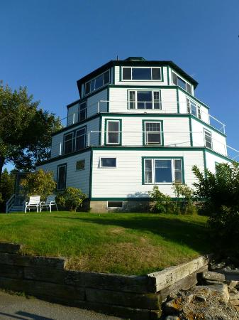 Sebasco Estates, Maine: Lighthouse rooms