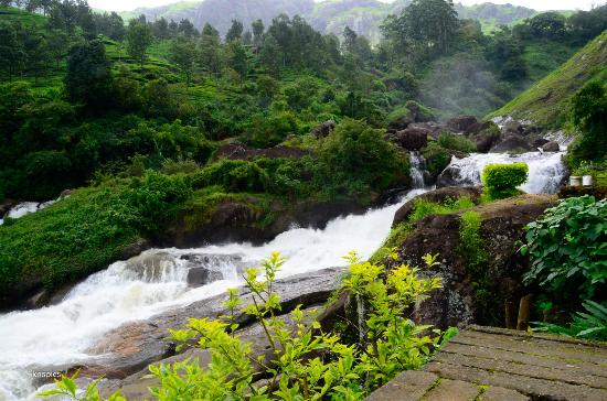 Photos of Attukal Waterfalls, Munnar