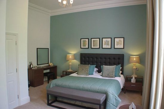 Trenython Manor Hotel & SPA: The smart new hotel rooms at Trenython Manor