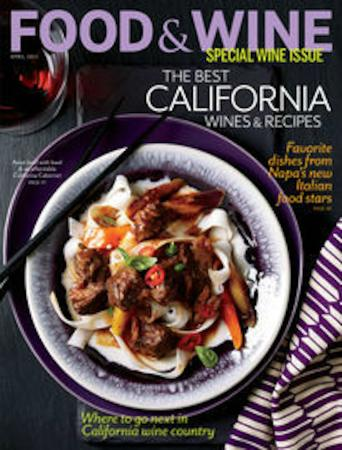 The Madrones: As seen in Food & Wine.