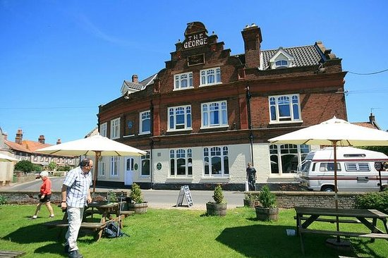 Photo of The George Hotel Cley Cley Next the Sea