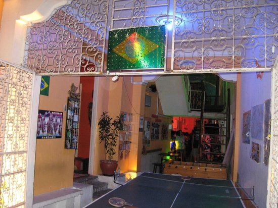 Tupiniquim Hostel