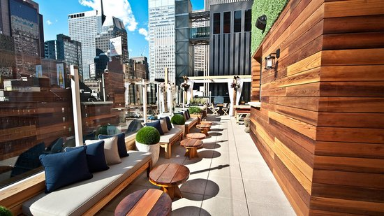 Haven Rooftop NYC New York City Restaurant Reviews Phone Number Pho