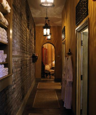 Wentworth Mansion: Our intimate on-site spa for guests