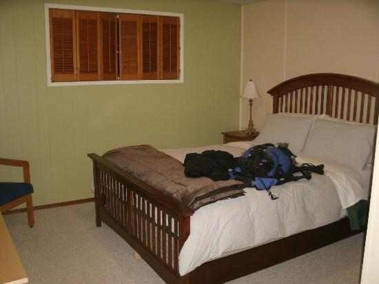 Whistlers Guest House: Bedroom