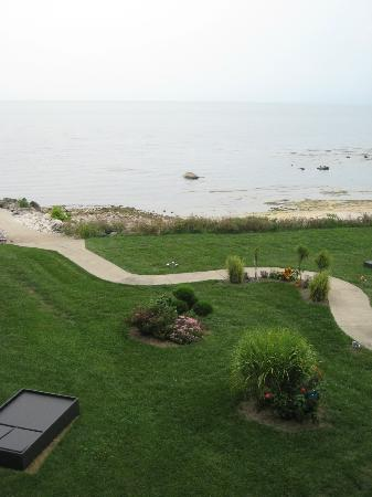 Sun and Surf Bed and Breakfast: View from room
