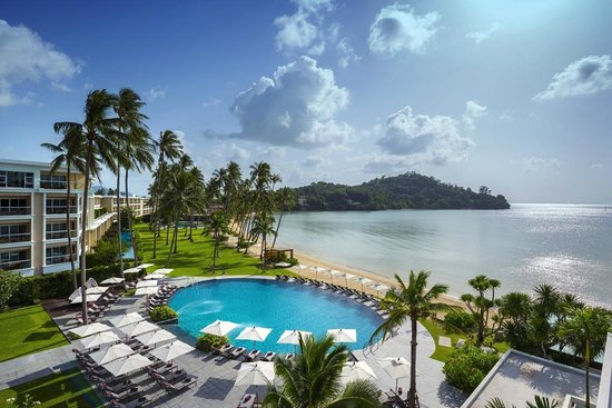 Crowne Plaza Phuket Panwa Beach Resort