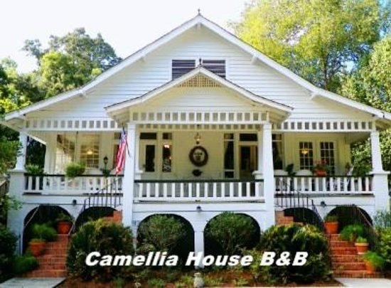 Grounds Picture Of Camellia House Bed And Breakfast