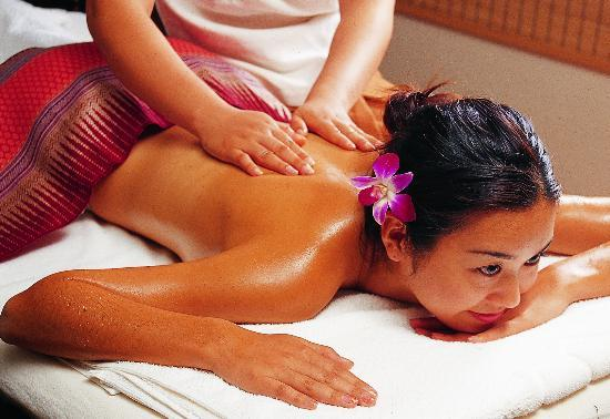 spa massage thai massage
