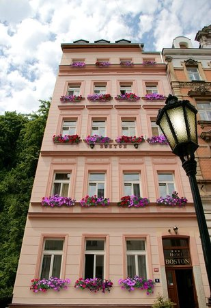 Photo of Hotel Boston Karlovy Vary