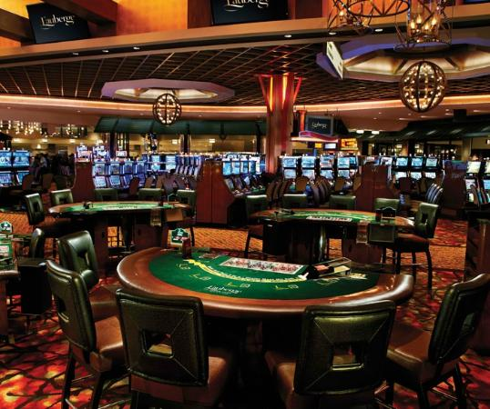 L'Auberge Baton Rouge offers 50 exciting table games. - Picture of ...
