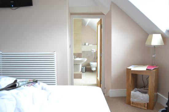 Britannia Inn: Room 2
