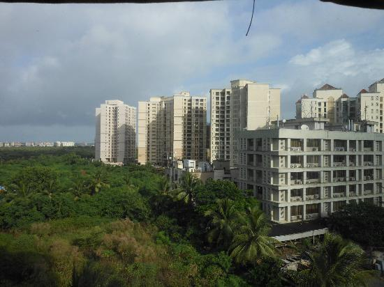 Grand Hometel, Mumbai: View from the room