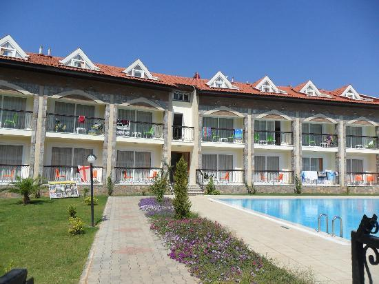 Club Orka Hotel And Villas On The Beach