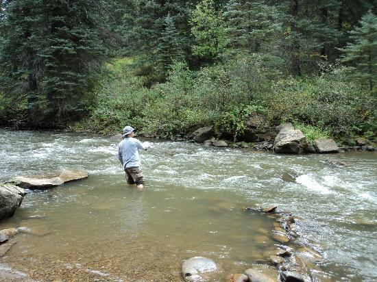 Majestic Dude Ranch: Fly Fishing Trip