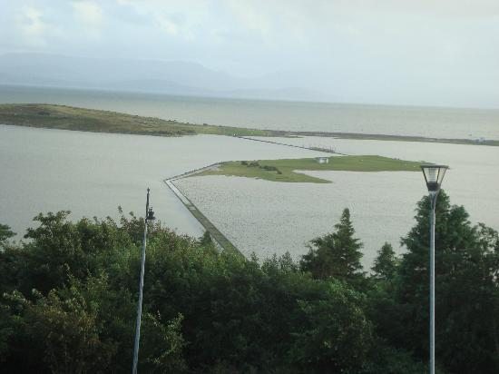 Mulranny Park Hotel: View from our room