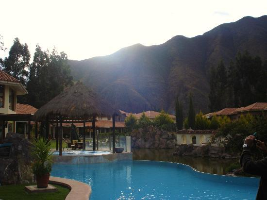 Aranwa Sacred Valley Hotel & Wellness: Pool area