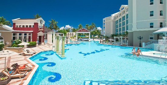 Sandals Royal Bahamian Spa Resort &amp; Offshore Island: Sandals Royal Bahamian