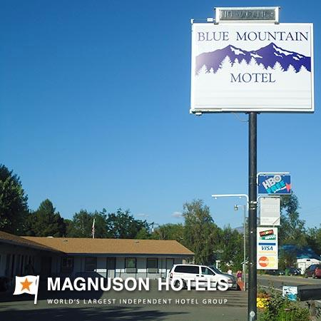 ‪Blue Mountain Motel‬