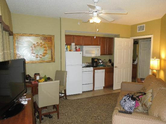 Palms place one bedroom