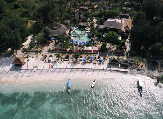 Photo of Hotel Vila Ombak Gili Trawangan