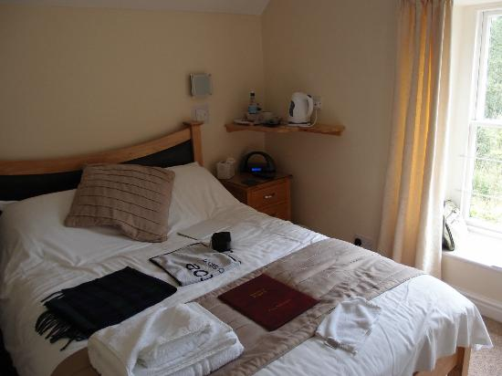 The Firgarth: Very comfy room and bed
