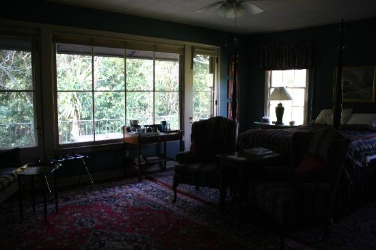 The Stockade Bed And Breakfast Baton Rouge