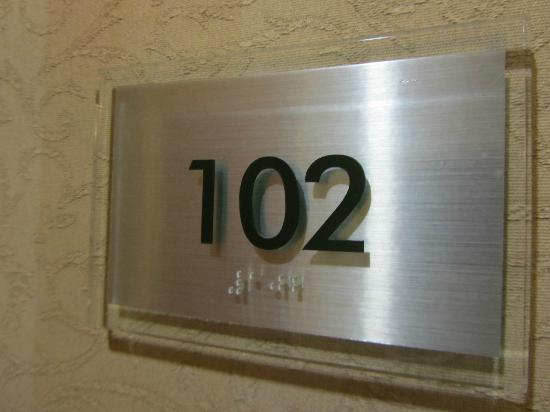 Holiday Inn Express Hotel & Suites Brampton: Room 102 (accessible)