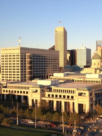SpringHill Suites Indianapolis Downtown: view from 1536