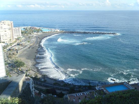 My view picture of puerto resort by blue sea puerto de - Blue sea puerto resort tenerife ...