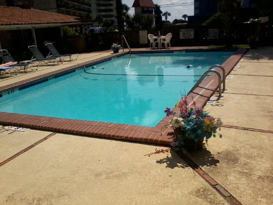 Mariner Motel: Large Pool