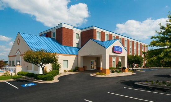 Photo of Fairfield Inn & Suites Beckley