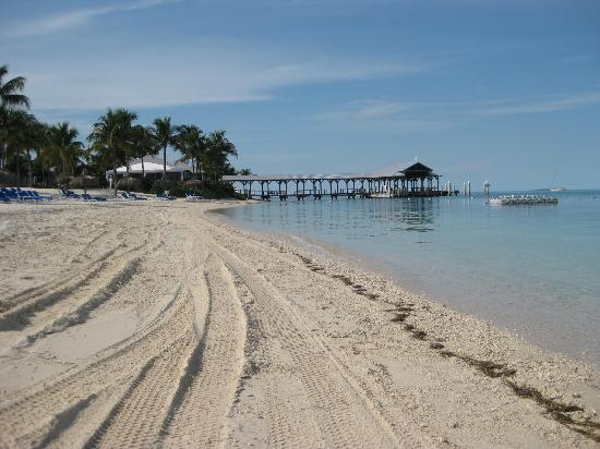 Sunset Key Cottages, A Luxury Collection Resort, Key West: Our private(ish) beach