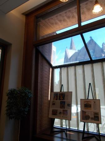 Guaranty / Prudential Building: Boardroom display