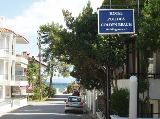 ‪Golden Beach Hotel‬