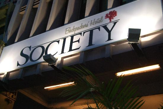 Society Backpackers' Hotel